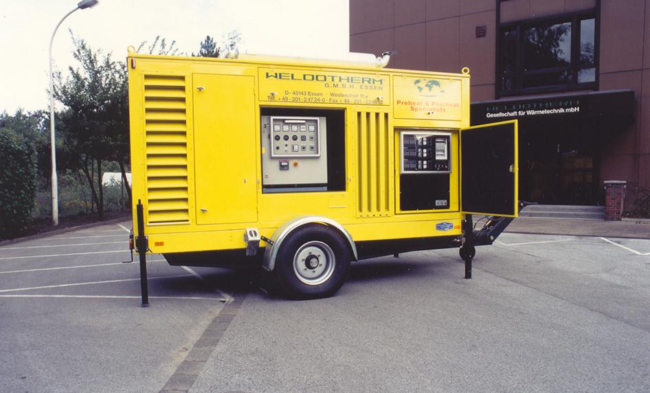 Instalaciones de tratamientos térmicos especiales
