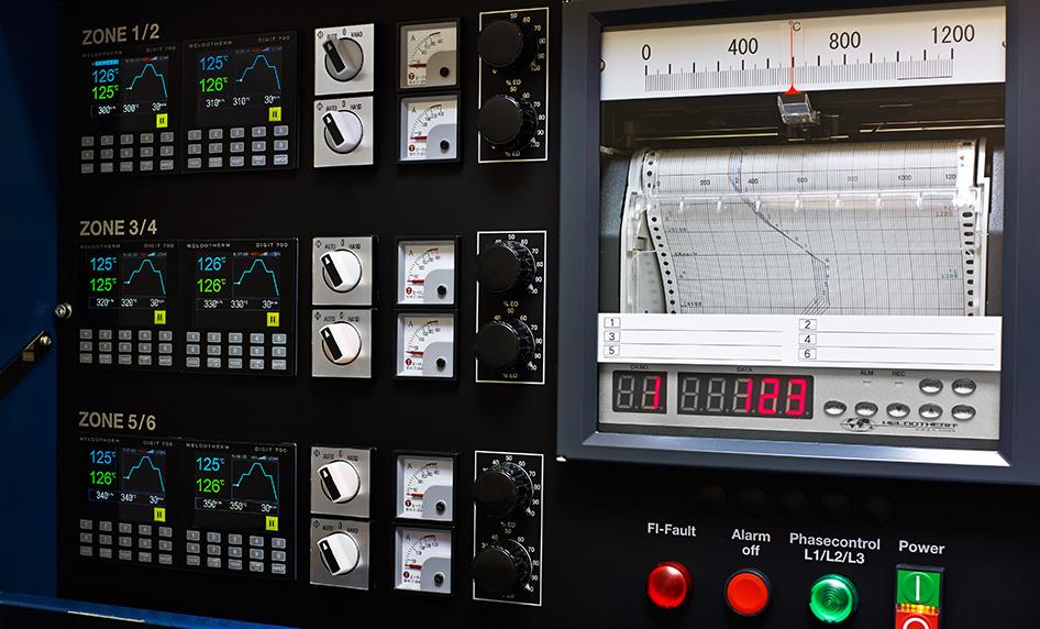 Controlador de programa DIGIT 700