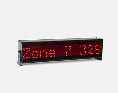 Temperature - large display