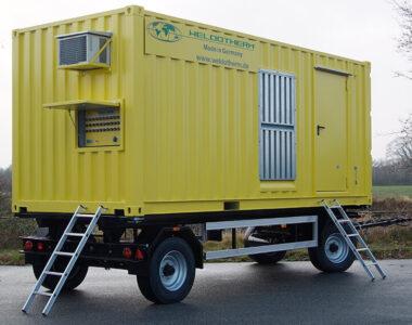 Glühanlage 216 kW