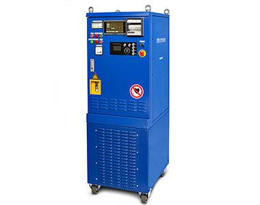 Equipos de inducción VAI para tratamientos térmicos