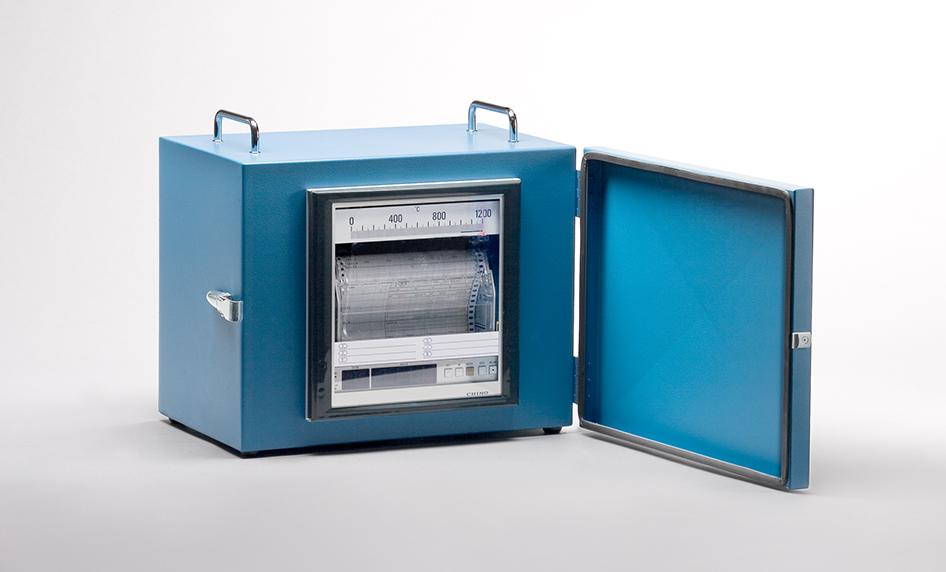 Registrador de temperatura modelos KH 60-6/12 y KL 60-6