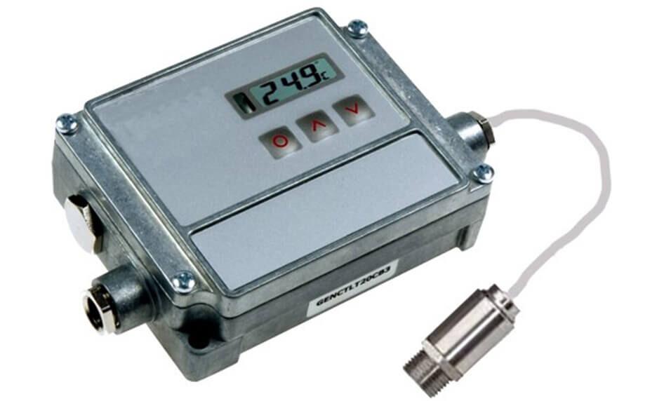 DM201 Sensor Elektronik