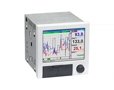 Registrador de temperatura modelos RSG 35 / RSG 40