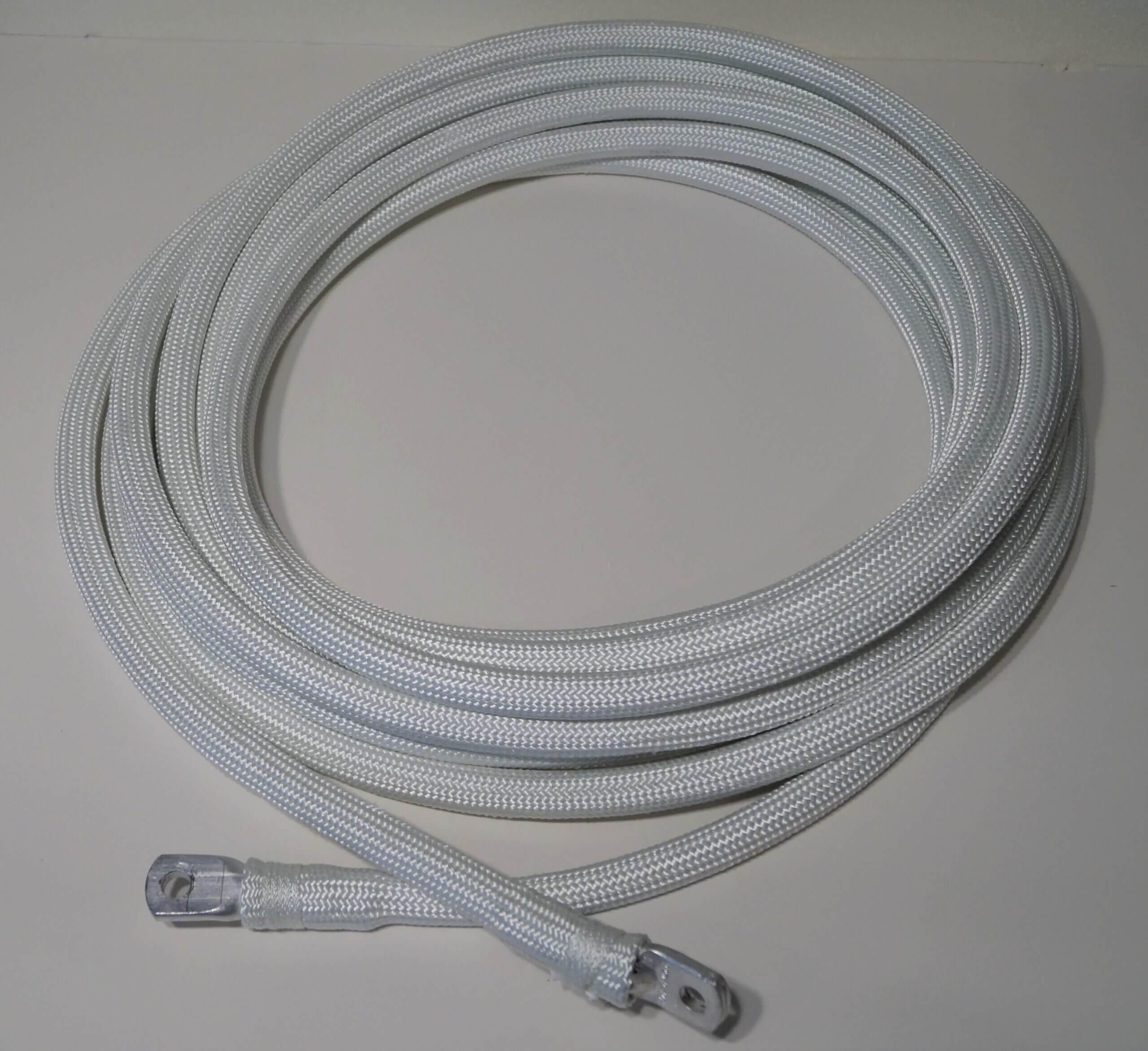 Inductor de bobina, refrigerado por aire